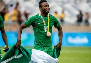 There was no food, no bus for training – Mikel Obi opens up on 2016 Olympics debacle